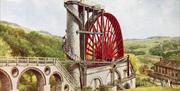 Laxey Wheel, the largest waterwheel in the world, one of the Isle of Man's must-see attractions