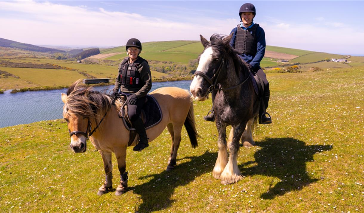 Ballahimmin Riding and Pony Trekking Centre