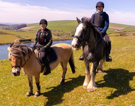 Ballahimmin Riding and Pony Trekking Centre