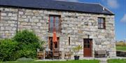 Barrule Cottage front view