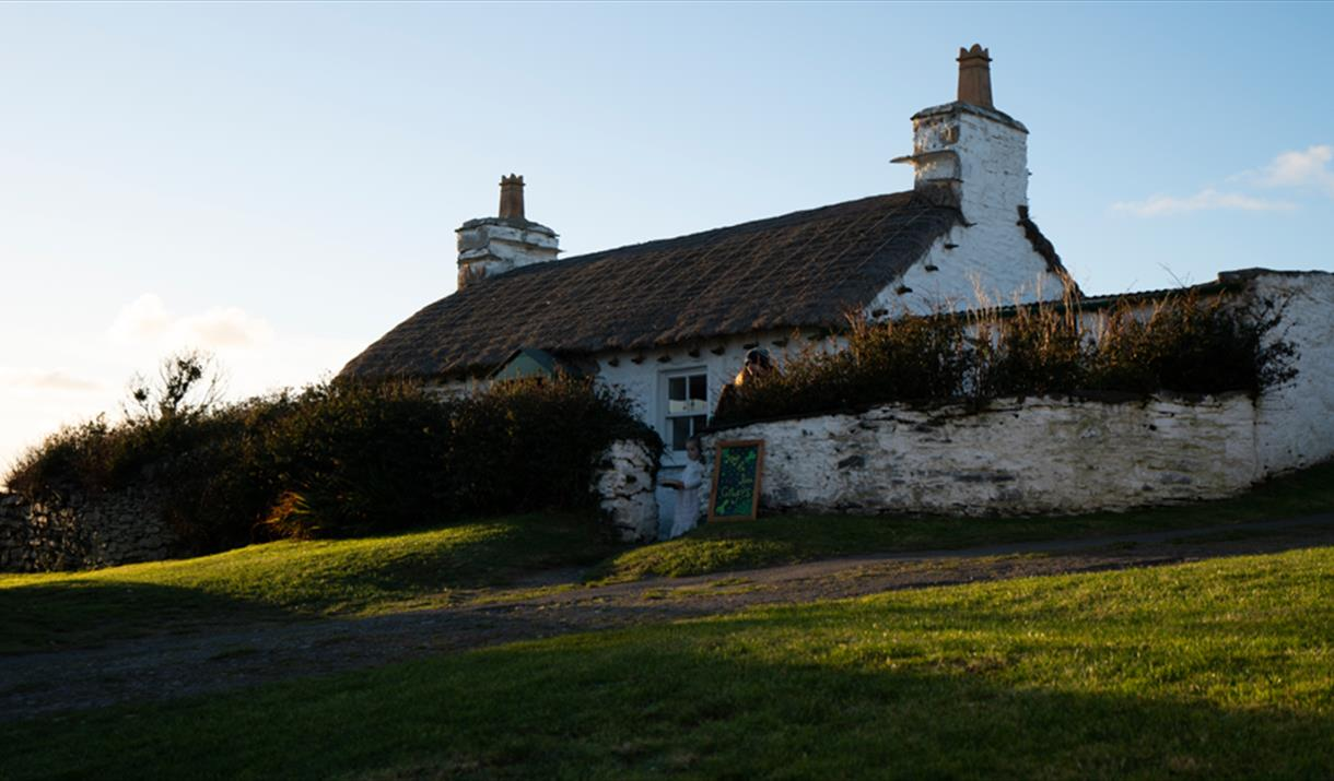 Traditional Manx Cottage