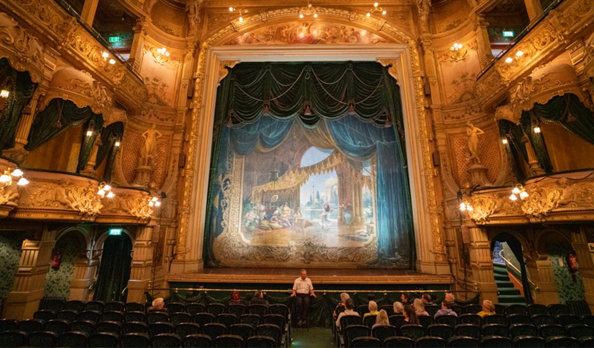 Gaiety Theatre Guided Tours
