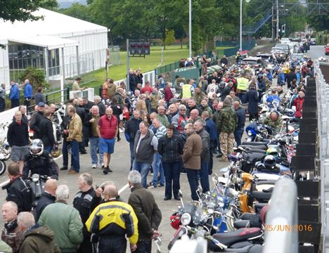 Isle Of Man Scooter Rally 2021