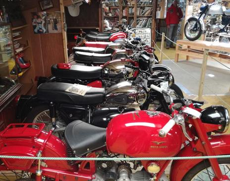 Murray's Motorcycle Museum