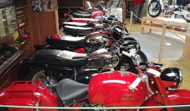 Murray's Motorcycle Museum