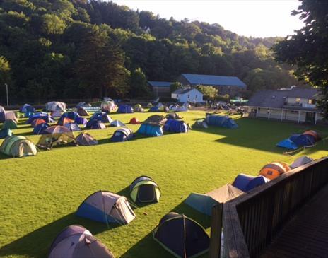 Laxey AFC Campsite