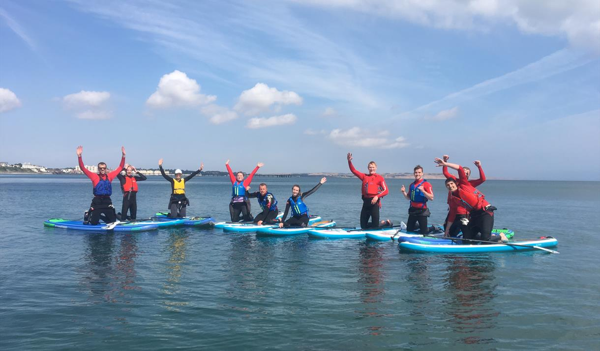 Saltworks-SUP   Stand Up Paddleboarding