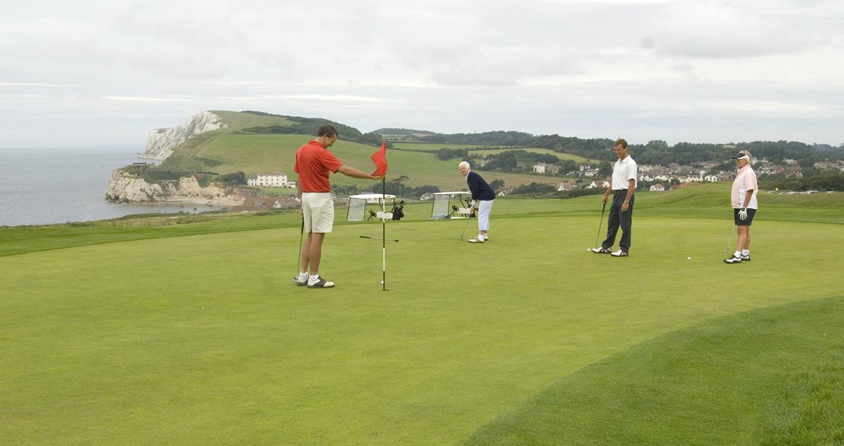 Golf at Freshwater