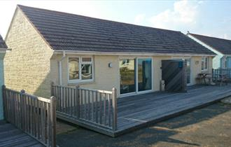 Beachside Holiday Bungalow - Self-catering, Isle of Wight