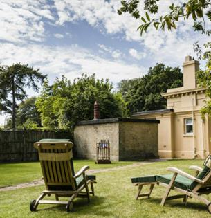 Isle of Wight, Queen Victoria, Osborne, Accommodation, Self Catering