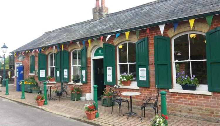 Isle of Wight, Event, Circus Day, Brading Railway