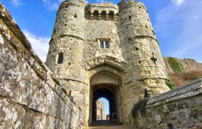 Carisbrooke Castle - Victoria's Island Trail