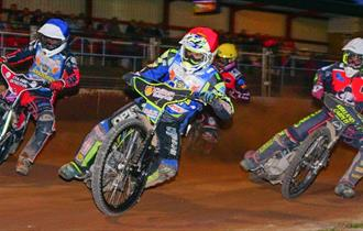 Isle of Wight, Things to Do, Wightlink Warriors Speedway, Ryde, Family Entertainment