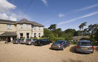 Isle of Wight, Accommodation, Bourne Hall Hotel, Shanklin