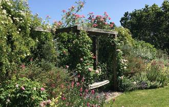 Garden at St Helens, Isle of Wight, What's On