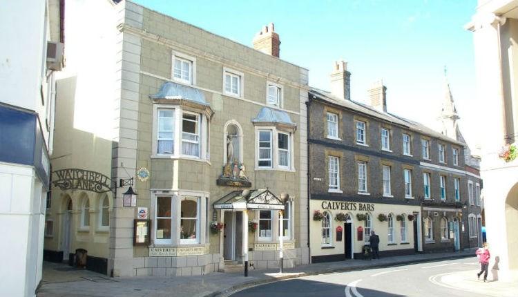 Calverts Hotel - Isle of Wight Hotels