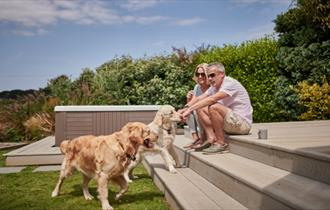Isle of Wight, Accommodation, Dog Friendly Accommodation, Self Catering, Island Wide