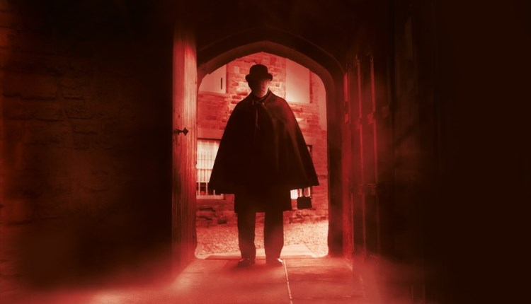 Isle of Wight, Things to Do, Carisbrooke Castle, Halloween, ghost walks