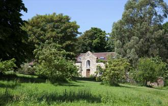 Isle of Wight, Accommodation, Priory Bay Cottages, The Coach House