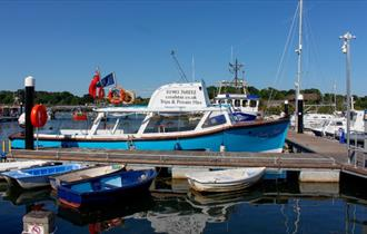 Isle of Wight, Things to Do, Coral Star Cruises, Yarmouth/Lymington