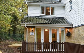 Isle of Wight, Accommodation, Self Catering, Creek Gardens, Wootton Bridge, RYDE, Exterior