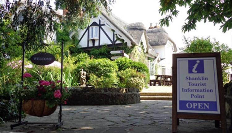 Shanklin Tourist Information Point
