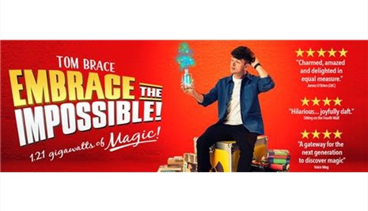 Isle of Wight, Things to Do, Quay Arts, Newport, Embrace the Impossible, Act, Magic,