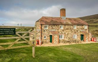 Isle of Wight, Accommodation, Self Catering, National Trust
