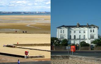 Self Catering Isle of Wight - Strand House: The Garden & The Crows Nest Apartments
