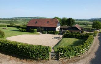 Isle of Wight, Accommodation, Self Catering, Hill Farm Barn, BRADING