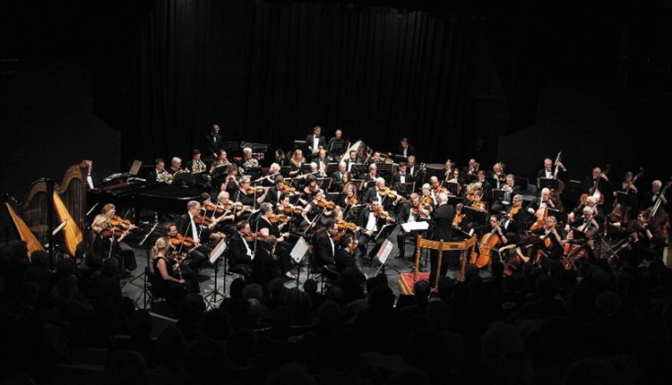 Isle of Wight Steam Railway, IWSO Summer Concert, Orchestra image