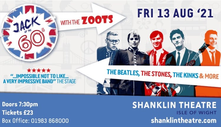 Isle of Wight, Things to Do, Jack UP the 60's, Shanklin Theatre