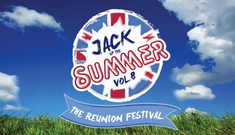 Isle of Wight, Festivals, Jack UP the Summer, Main Logo