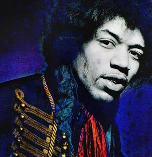 Iconic Jimi by Gered Mankowitz