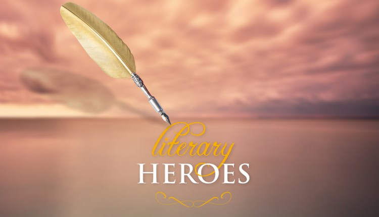 Literary Heroes Trail St Lawrence