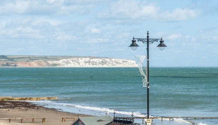 Shanklin Seafront Near Napier Apartment - Self Catering, Isle of Wight