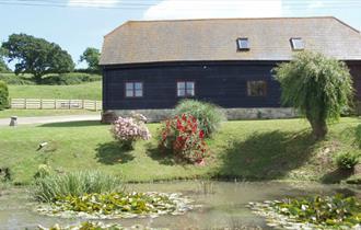 Kemphill Barn