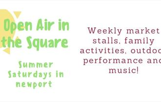 Isle of Wight, Things to Do, Open Air in the Square, Newport