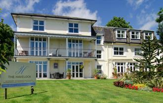 Isle of Wight, Accommodation, Places to Stay, Hotel, Shanklin