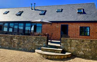 Isle of Wight, Accommodation, Self catering, Barns, Countryside, Little Upton Barns, RYDE