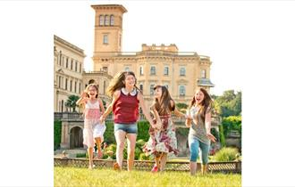 Isle of Wight, Osbourne, East Cowes, May Half Term Things to do, Family Fun, Grand Day Out