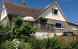 Isle of Wight, Accommodation, Self Catering, Rural West Wight, Three Gables, NEWBRIDGE