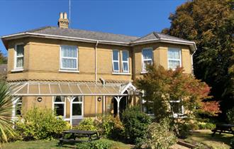 Isle of Wight, Accommodation, Alcohol Free Hotel, Shanklin