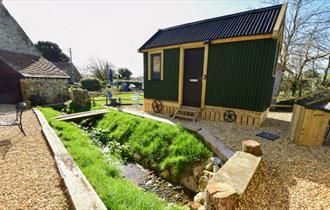 Isle of Wight, Accommodation, Retreats, Self Catering, Isle of Wight Retreats, Shorwell