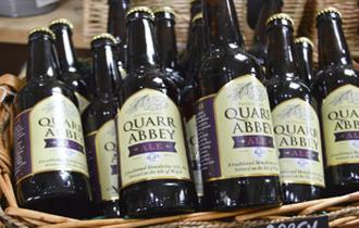 Quarr Abbey Farm Shop
