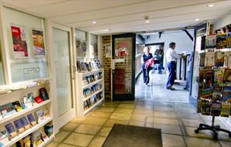 Newport Tourist Information Point (Quay Arts Centre)