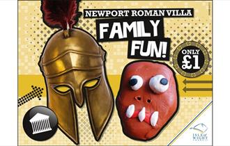 Isle of Wight, Things to Do, October Half term, Childrens Events, Roman Villa, Newport