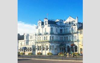 Isle of Wight, Accommodation, Hotel, Ryde, Royal Esplanade Hotel