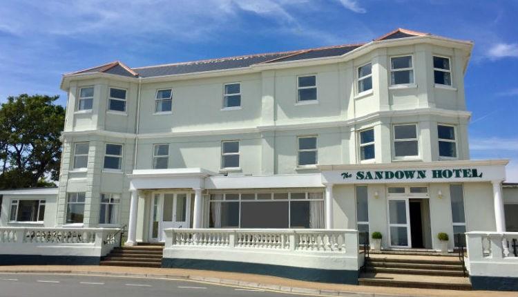 Sandown Hotel - Isle of Wight Hotels