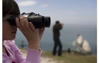 Isle of Wight, Things to Do, National Trust Event, Needles at Alum Bay
